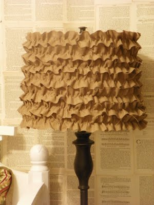 diy-ruffle-lamp-shade